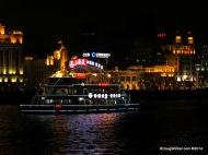 More cruise traffic on the Huangpu River