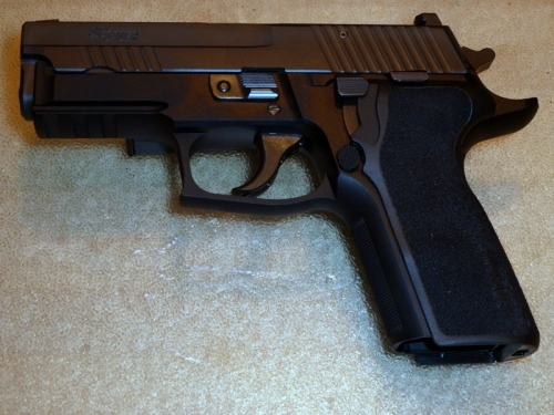 SIG Sauer's P229 Enhanced Elite in 9mm