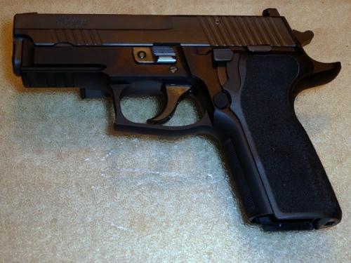 SIG Sauer's P229 Enhanced Elite in 9mm
