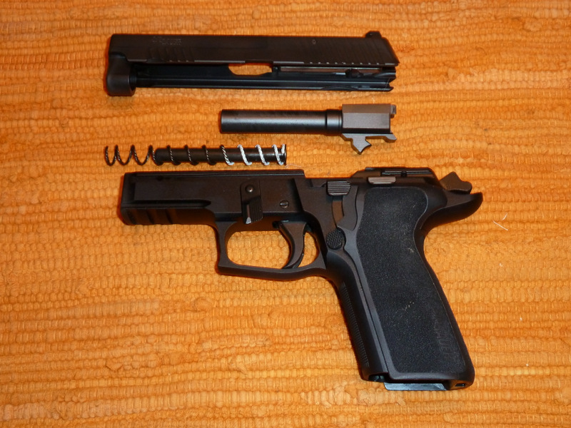 Sig P229 Enhanced Elite An Exercise In Indulgence R