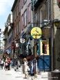 Lower Town street scene