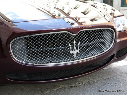 ♪My Maserati does one-eighty-five; ♫I got a ticket, now I don't drive