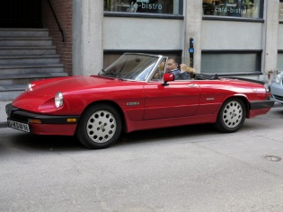 Motoring in Magnificence in Montreal