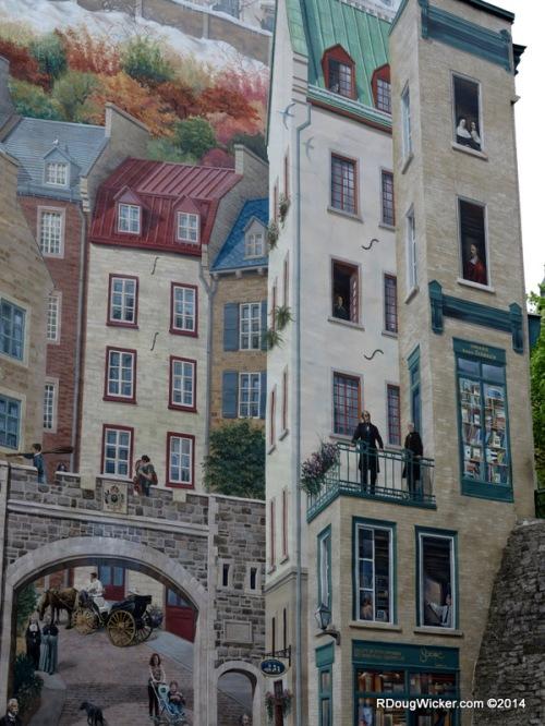 Québec City Art