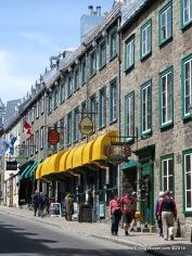 Québec City Upper Town
