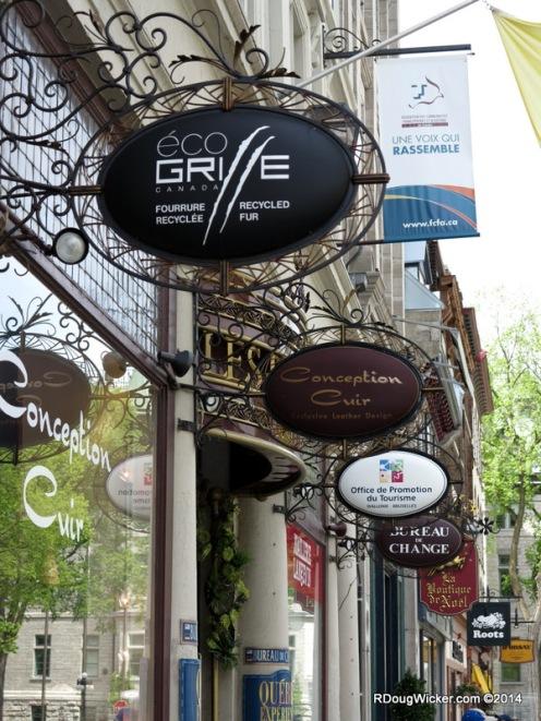 Shopping Québec-Style