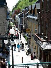 Québec City Lower Town