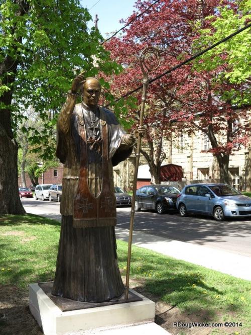 Charlottetown's First Bishop — Bishop Angus Bernard MacEachern