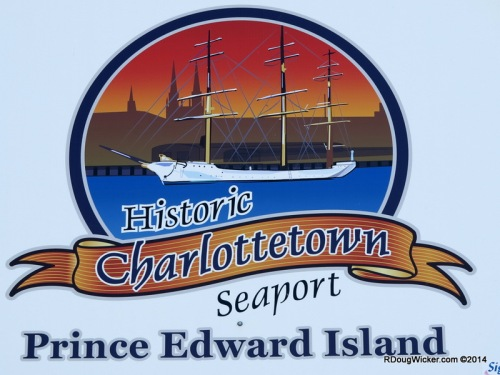Welcome to Charlottetown, Prince Edward Island