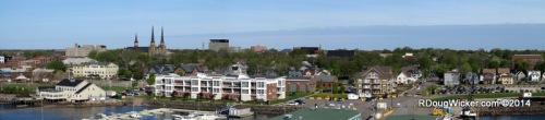 Charlottetown Panorama