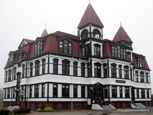 Lunenburg Academy built 1893-1895