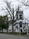 St John's Anglican Church Lunenburg, Nova Scotia