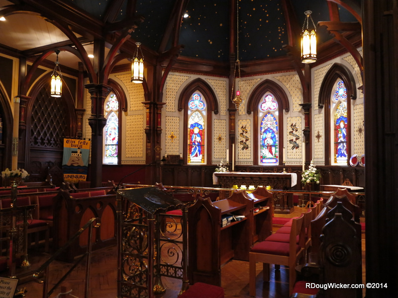 Church in Lunenburg, MA