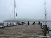 Pier(ing) into the Fog