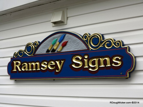 Ramsey Signs
