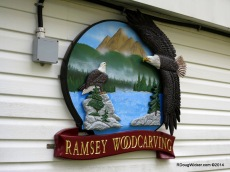 Ramsey Woodcarving