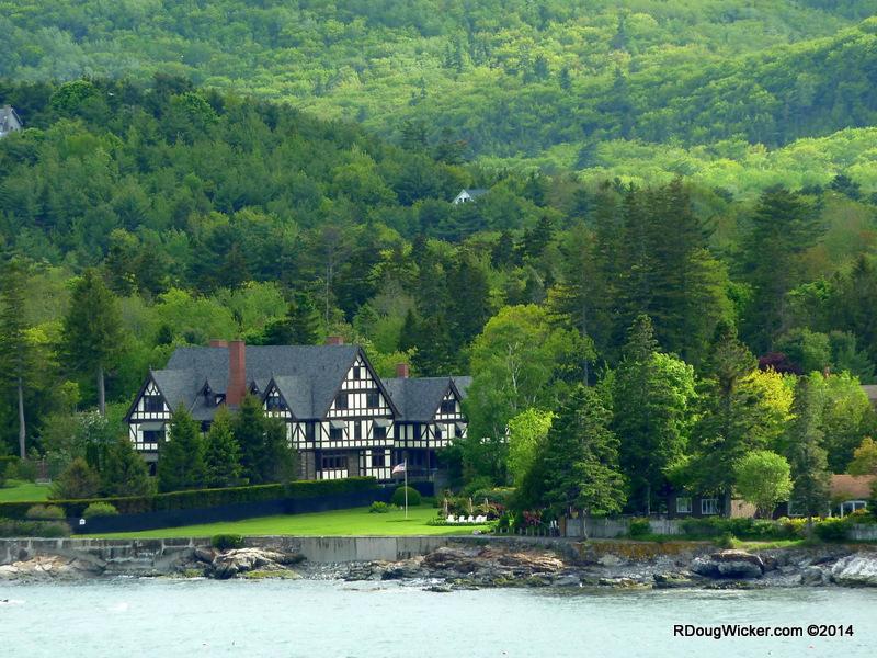 Bah Hahbah — It's in Maine | R. Doug Wicker — Author