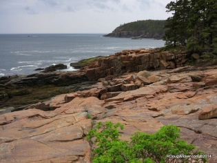 Red Rocks of Maine