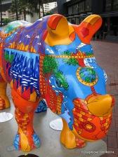 Raucous Rhino