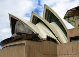 Sydney Opera House up close