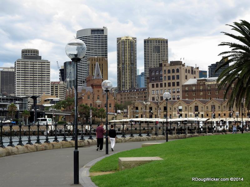As date r in Sydney