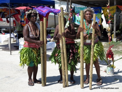 The Luganville Ladies Welcome Wagon Committee