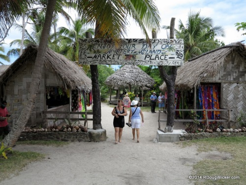 Mystery Island Marketplace