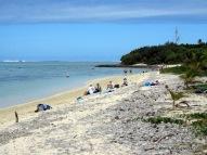 Mystery Island beach