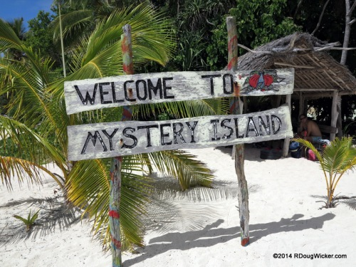 Welcome to Mystery  (Inyeug) Island