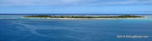 Mystery Island Panoramic