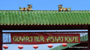 Quartier Asiatique