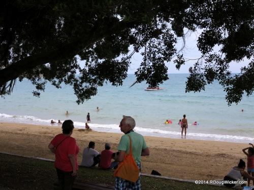 Nouméa Beach