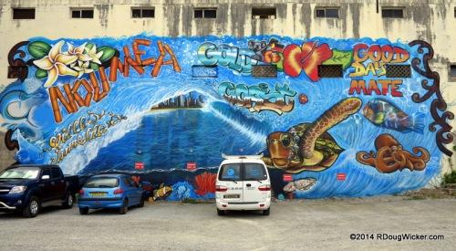 Nouméa Graffiti