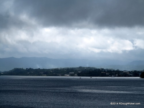 Rainy Day in Port Vila