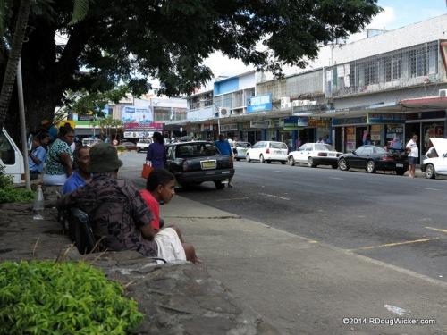 Lautoka Street Scene