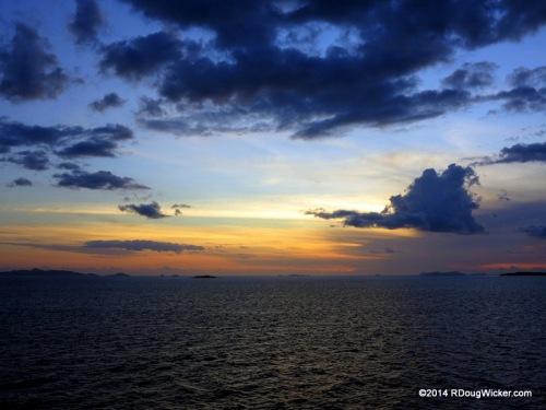 Viti Levu Sunset