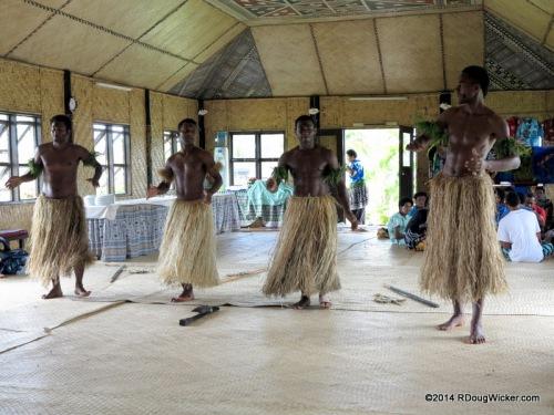 War Dance Ritual