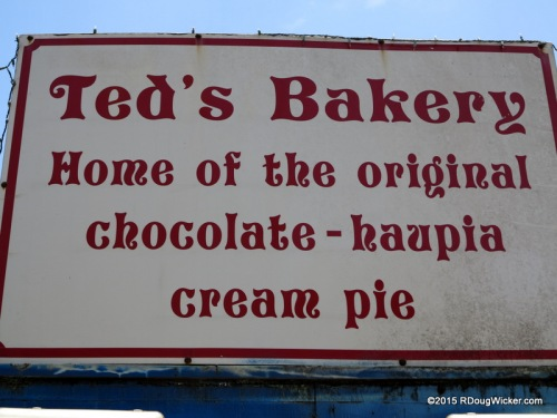 Ted's Bakery — Some really great eats