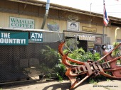 Old Waialua Sugar Mill — Now selling island coffee and chocolate!