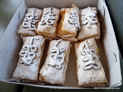 Waialua pastries