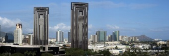 Honolulu Panorama