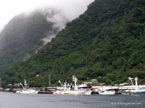 Returning to Pago Pago by way of Atu'u
