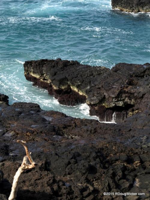 Kauai Lava Shoreline