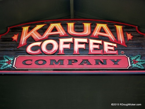 Kauai Coffee Company — great island-grown coffees