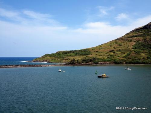 Nawiliwili Bay, Kauai