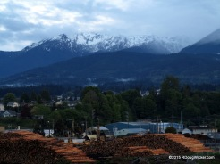 Lumber and Mountains