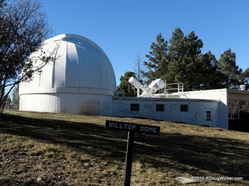 Hilltop Dome Facility
