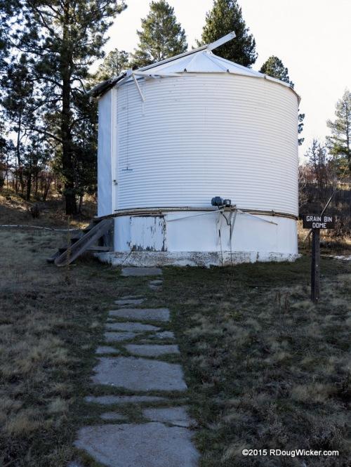 Grain Bin Dome