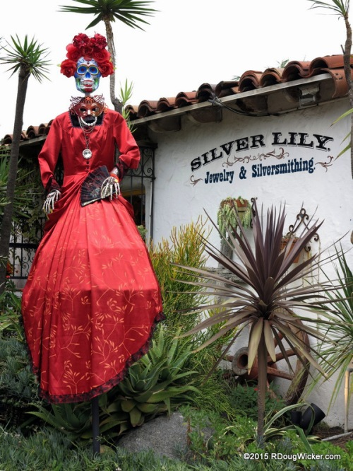 Día de Muertos, San Diego Old Town
