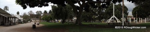 Old Town Park panorama